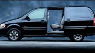 2001 Oldsmobile Silhouette Premiere