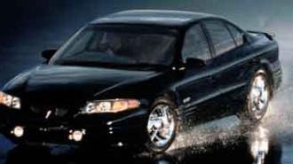 2001 Pontiac Bonneville SSEi