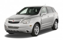 2009 Saturn VUE Hybrid FWD 4-door V6 Angular Front Exterior View
