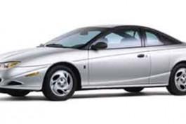 2001 Saturn SC 3dr