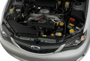 2002 Subaru Impreza: Free-Wheeling Fun