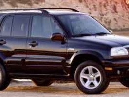 2001 Suzuki Grand Vitara Limited