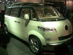 2001 Volkswagen Microbus concept