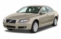 2009 Volvo S80 4-door Sedan I6 FWD Angular Front Exterior View