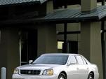 2001 Cadillac DHS: PVC Valve