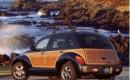 2001 Chrysler PT Cruiser Woody