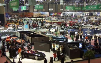 2001 Geneva Show, Part II