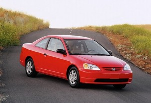 Honda Civic: Even Thieves Want High Gas Mileage...