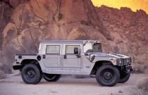 2001 Hummer H1 Four-door Hardtop