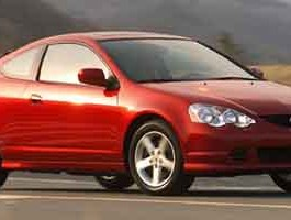 2002 Acura RSX Type S