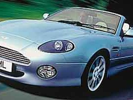 2002 Aston Martin DB7 Vantage 