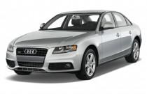 2010 Audi A4 4-door Sedan Auto 2.0T quattro Premium Angular Front Exterior View