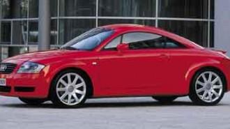 2002 Audi TT ALMS Edition