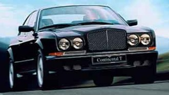 2002 Bentley Continental T