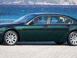 2002 BMW 7-Series 745i