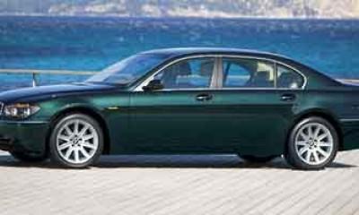 2002 BMW 7-Series Photos
