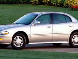 2002 Buick LeSabre Custom