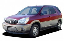 2006 Buick Rendezvous 4-door CX AWD Angular Front Exterior View