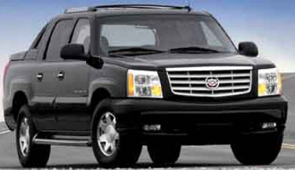 2002 cadillac escalade ext review ratings specs prices. Black Bedroom Furniture Sets. Home Design Ideas