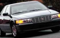 2002 Cadillac Seville Luxury SLS