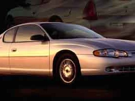 2002 Chevrolet Monte Carlo LS
