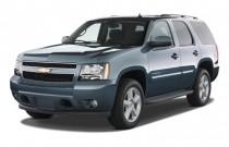 2010 Chevrolet Tahoe 2WD 4-door 1500 LT Angular Front Exterior View