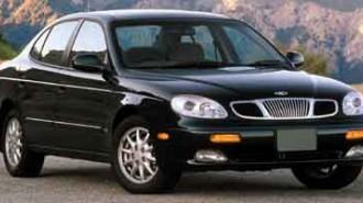 2002 Daewoo Leganza SE
