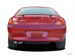 2004 Dodge Intrepid 4-door Sedan SE Rear Exterior View