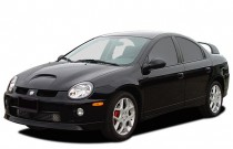 2003 Dodge Neon 4-door Sedan SRT-4 Angular Front Exterior View