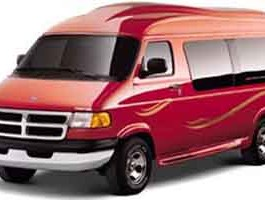 2002 Dodge Ram Van 