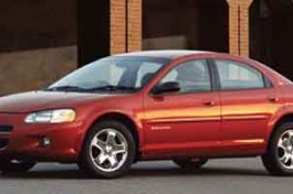2002 Dodge Stratus R/T