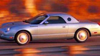 2002 Ford Thunderbird w/Hardtop Premium