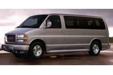 2002 GMC Savana Passenger SLT