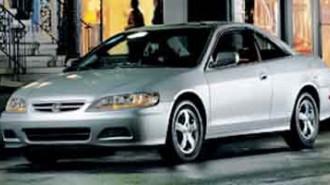 2002 Honda Accord Cpe EX