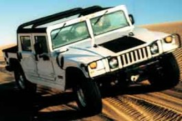 2002 HUMMER H1 