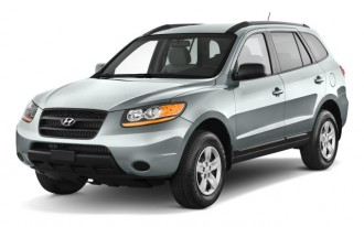 2010 Hyundai Santa Fe Enters Model Year With New Engines, Styling and Plenty of Room for Seven