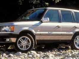 2002 Land Rover Range Rover HSE