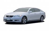 2007 Lexus GS 430 4-door Sedan Angular Front Exterior View