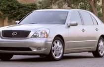2002 Lexus LS 430