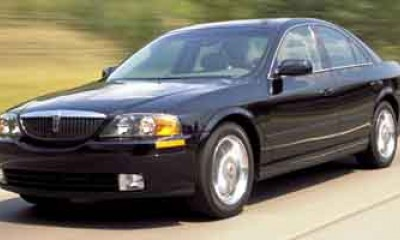 2002 Lincoln LS Photos