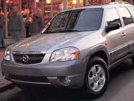 2002 Mazda Tribute SUV DX