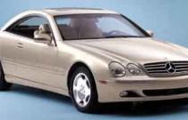 2002 Mercedes Benz CL Class AMG