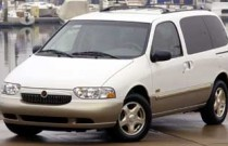 2002 Mercury Villager Value