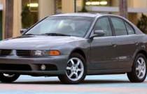 2002 Mitsubishi Galant DE