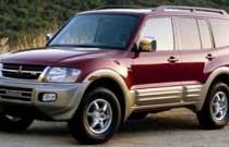 2002 Mitsubishi Montero LTD