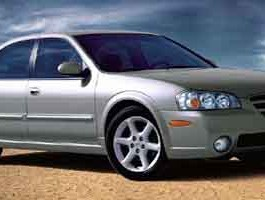 2002 Nissan Maxima SE