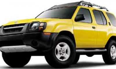 2002 Nissan Xterra Photos