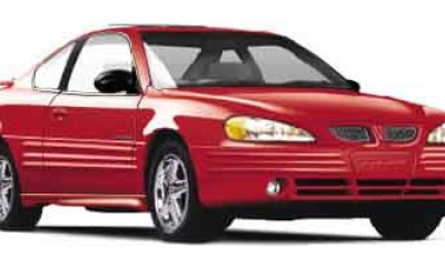2002 Pontiac Grand Am Photos