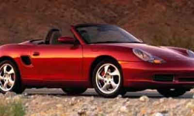 2002 Porsche Boxster Photos