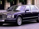 2002 Rolls-Royce Silver Seraph